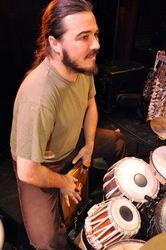 percusioniste flamenco Taillefer
