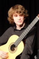 victor fourriaud guitariste jeune talent