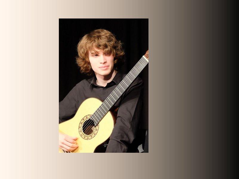 Victor Fouriaud guitariste
